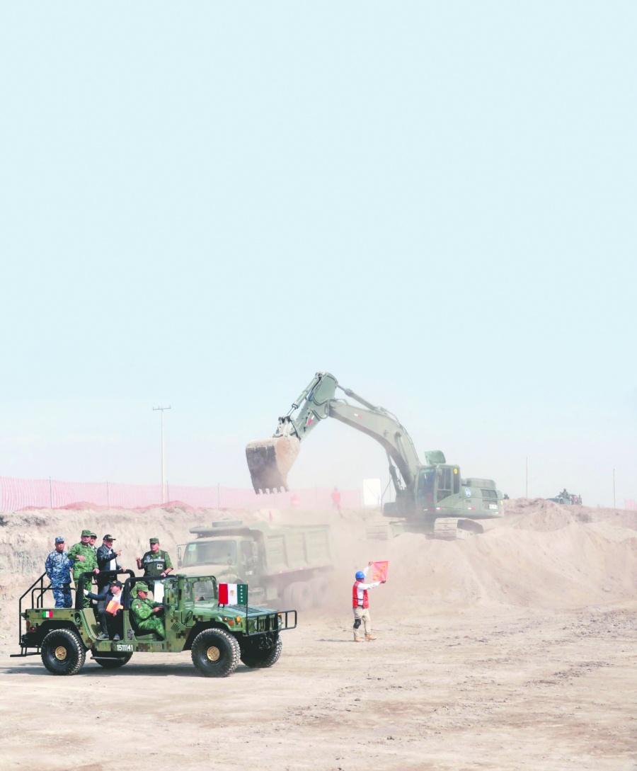 Afore pone 1 de cada 4 pesos de inversión en infraestructura