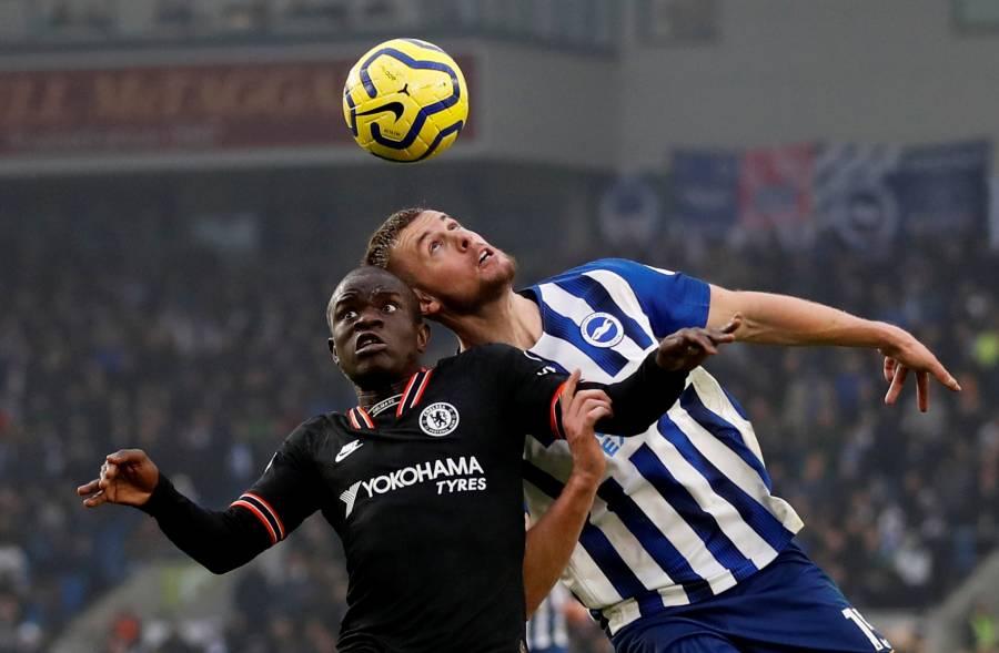 Chelsea empata con Brighton y pierde paso por primeros puestos