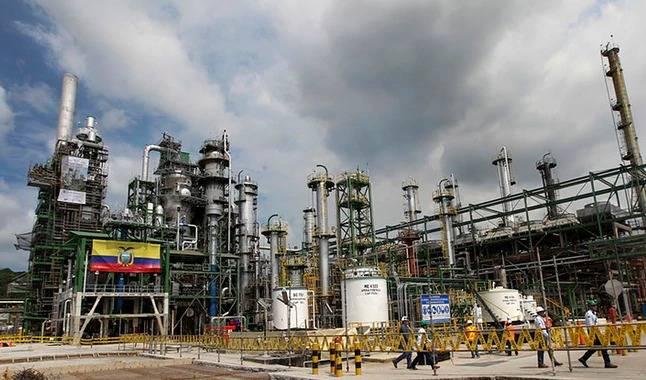 Deja gobierno de Ecuador la OPEP