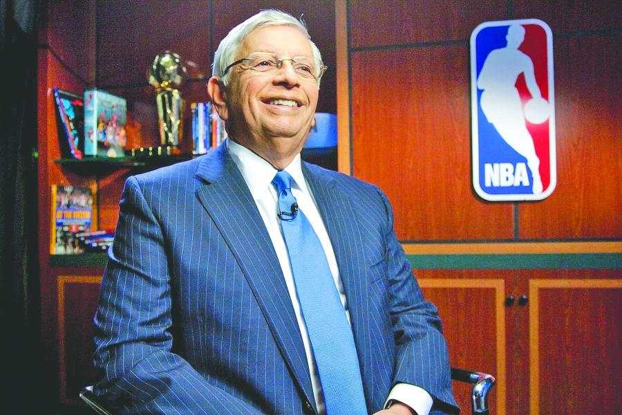 En 30 años con David Stern, salarios en la NBA incrementaron a 7.7 mdd