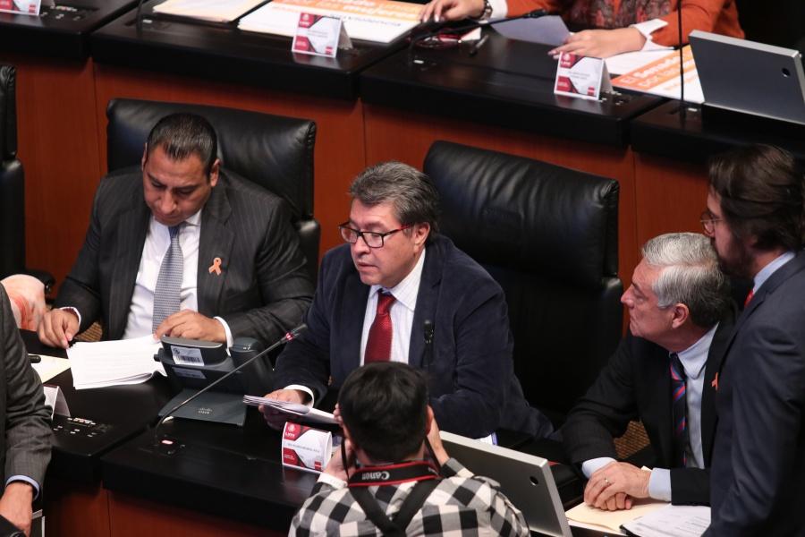 En Morena, listos para retos de 2020, dice Monreal