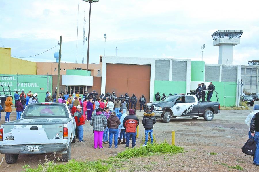 Riña en penal de Zacatecas resulta en 16 muertos y cinco heridos
