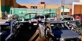 Refuerzan seguridad en penales de Zacatecas, luego de 16 muertos en Cerereso