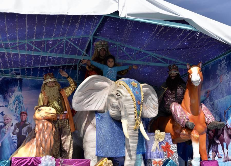 3 mil 488 millones de pesos gastarán los Reyes en la CDMX: Canaco