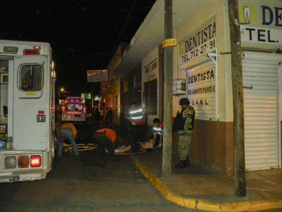 Balaceras en Nuevo Laredo, respuesta a operativos, dicen autoridades