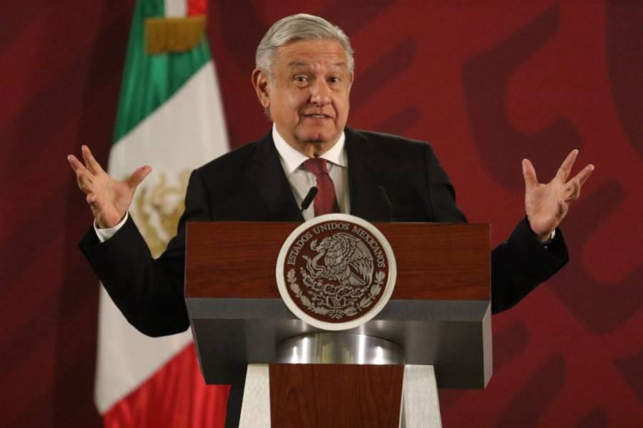 Reconoce AMLO finanzas sanas de Tlaxcala y Querétaro