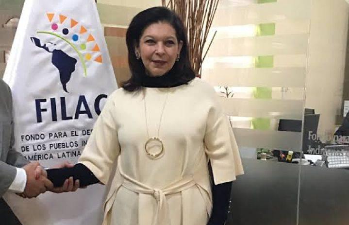 María Teresa Mercado agradece apoyo de AMLO