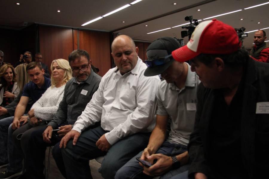 Confirma AMLO reunión con los LeBarón en Sonora