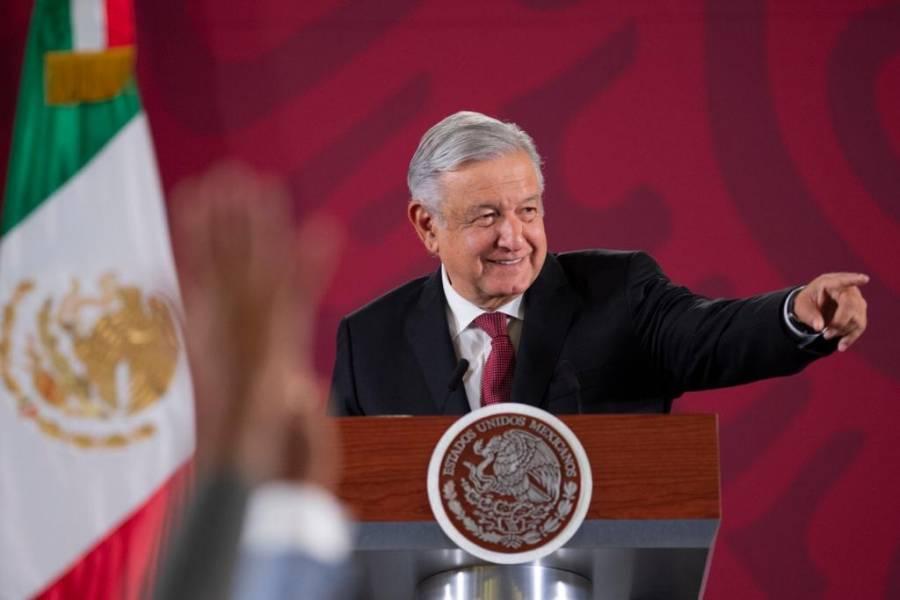 Reitera AMLO que México no entregará a asilados bolivianos