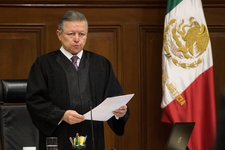 La autonomía de la SCJN está garantizada: Arturo Zaldívar