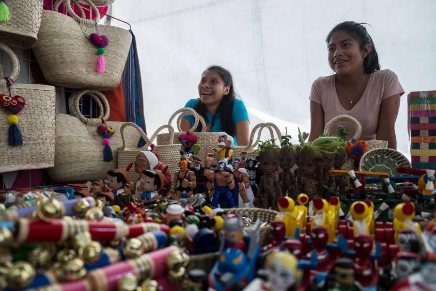 Urgen apoyo a jugueteros mexicanos ante caída de ventas