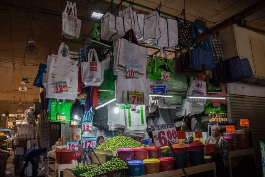 Las bolsas biodegradables tampoco están permitidas; advierten operativos
