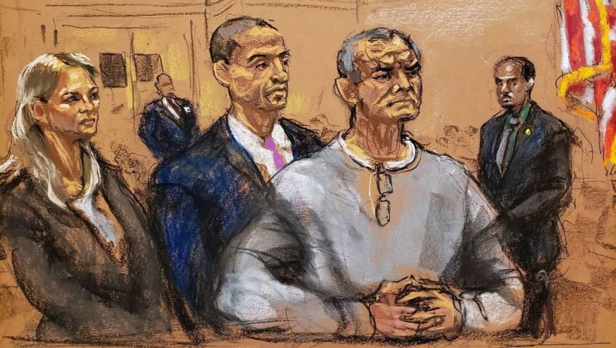 García Luna se declara inocente en Nueva York y seguirá en prisión