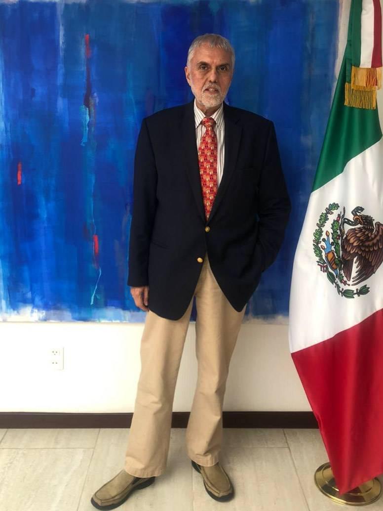 México designa a nuevo encargado de negocios en embajada de Bolivia