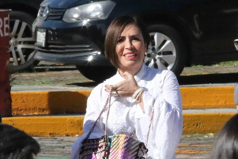 Logra Rosario Robles suspensión provisional contra inhabilitación