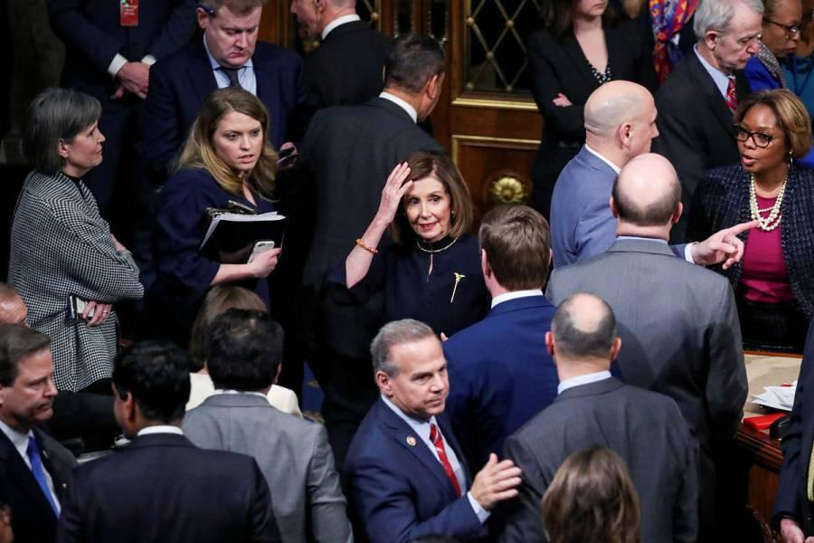 Asesinato de general iraní divide a Congreso de EU