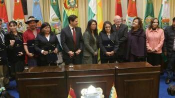 Fija Tribunal Electoral de Bolivia el 3 de mayo para nuevas elecciones