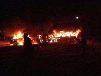 Nuevo ataque de EU a convoy iraquí en Bagdad deja al menos 6 muertos