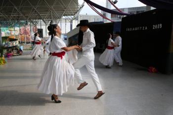 Llega la Guelaguetza al Centro Femenil Santa Martha Acatitla