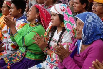 Retoma AMLO  diálogo con pueblos indígenas este viernes