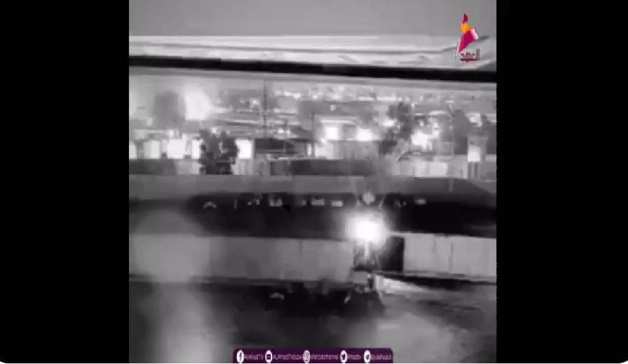 Captan presunto bombardeo de EU a Irán donde murió Soleimani