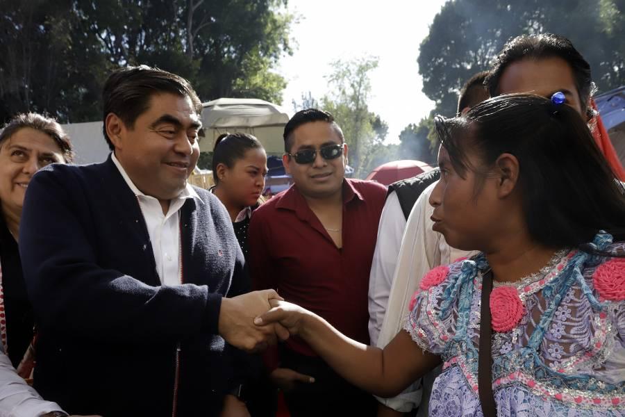 """Considera gobernador de Puebla que los ejecutados """"se portaron mal"""