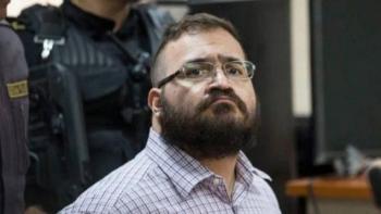 Javier Duarte seguirá en prisión