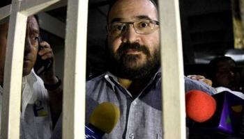 Analiza juez posibilidad de libertad para Javier Duarte