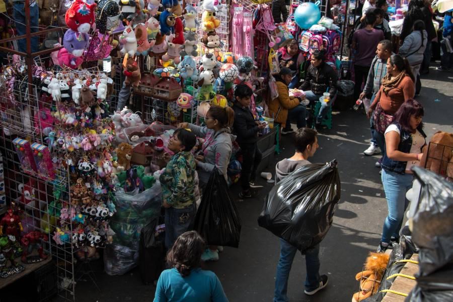 Cuatro mil policías escoltan a los Reyes de Magos en la CDMX