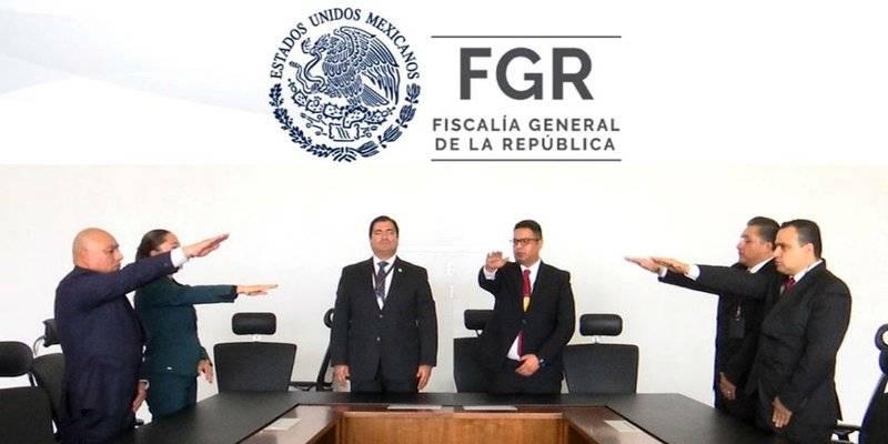 Designan a Kayosci Guerrero Ortega como nuevo titular de la Policía Federal Ministerial