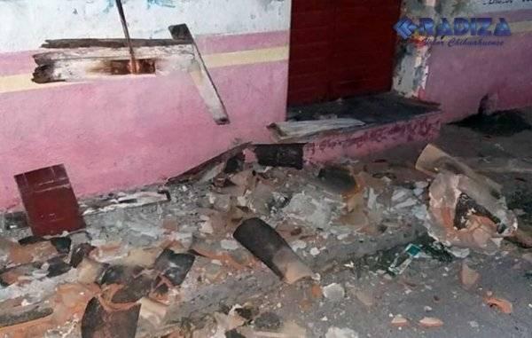 """Solicita Oaxaca """"declaratoria de emergencia"""" por sismo del sábado"""