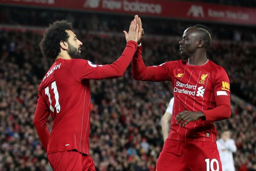 Salah, Mané y Mahrez, nominados al Mejor Jugador Africano del Año