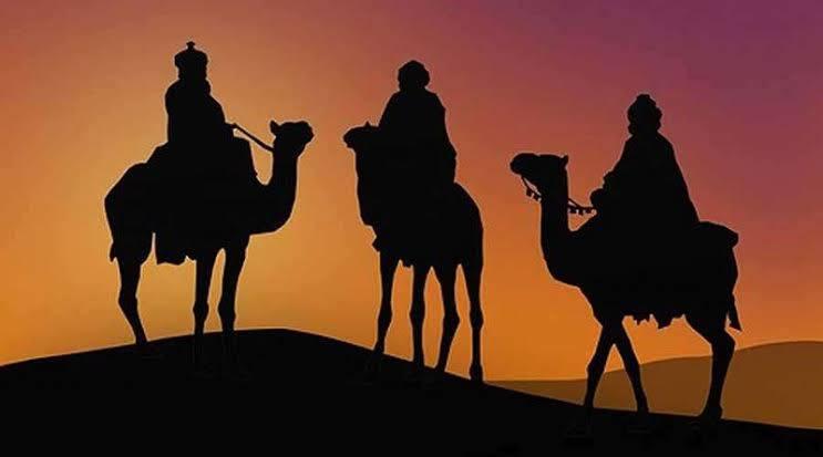 Los Reyes Magos a través del tiempo
