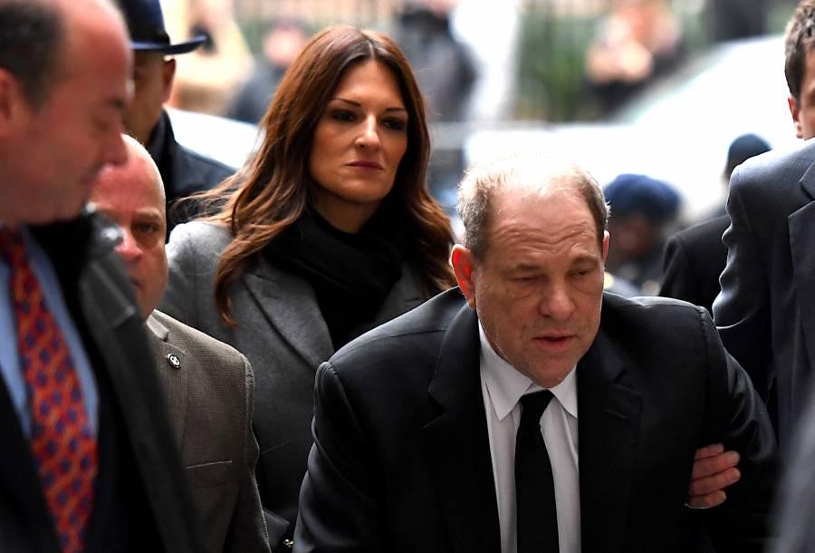 Harvey Weinstein enfrenta acusación por abuso sexual en Los Ángeles