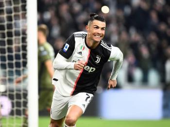 CR7 llega a 56 Hat-tricks en el triunfo de la Juventus