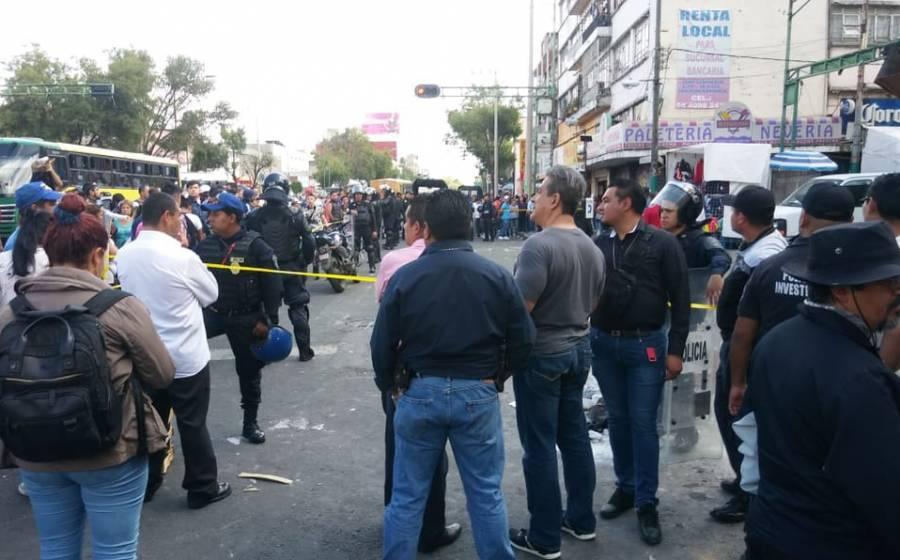 Desconoce policía capitalina existencia de nuevo grupo criminal en Tepito