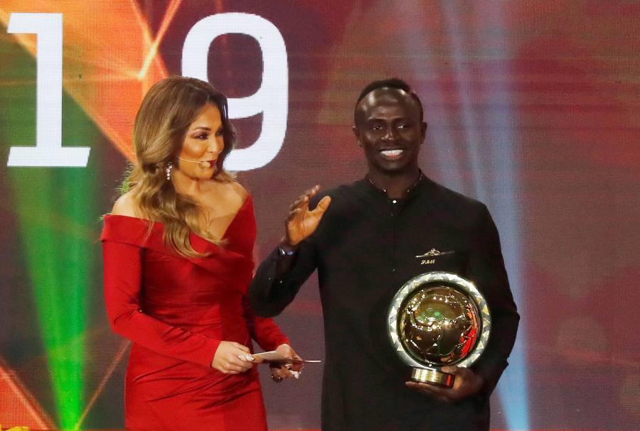 Sadio Mané, el Mejor Futbolista Africano del 2019