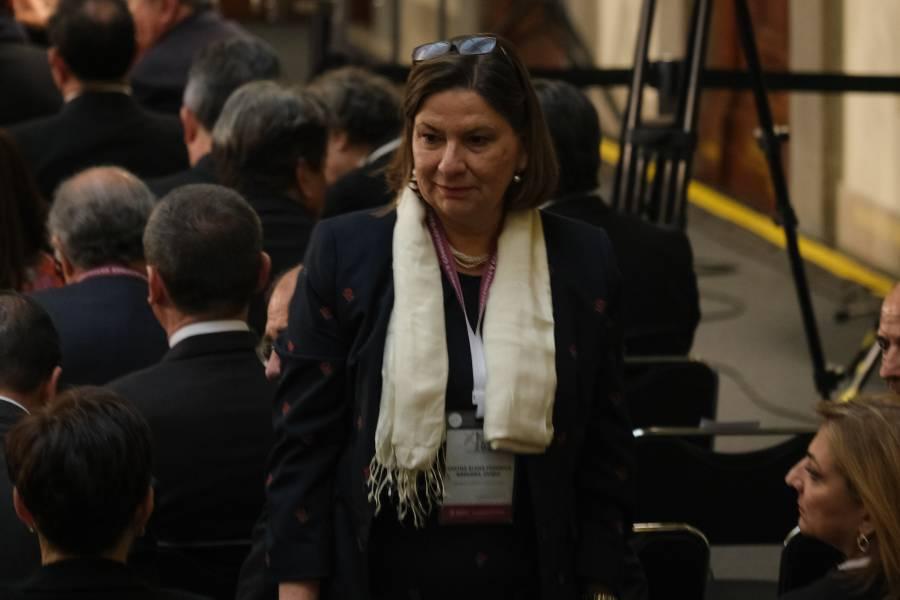 México no puede interferir en procesos de asilo