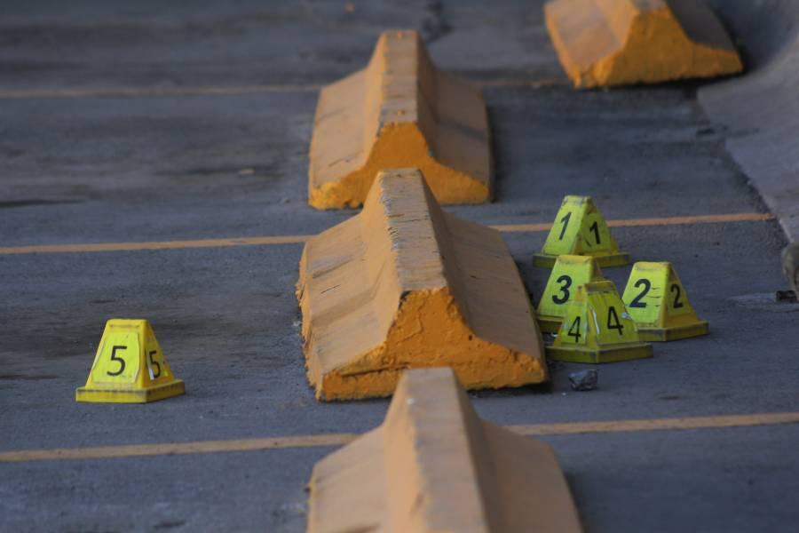 Dos heridos deja en Oaxaca balacera entre transportistas y la AEI