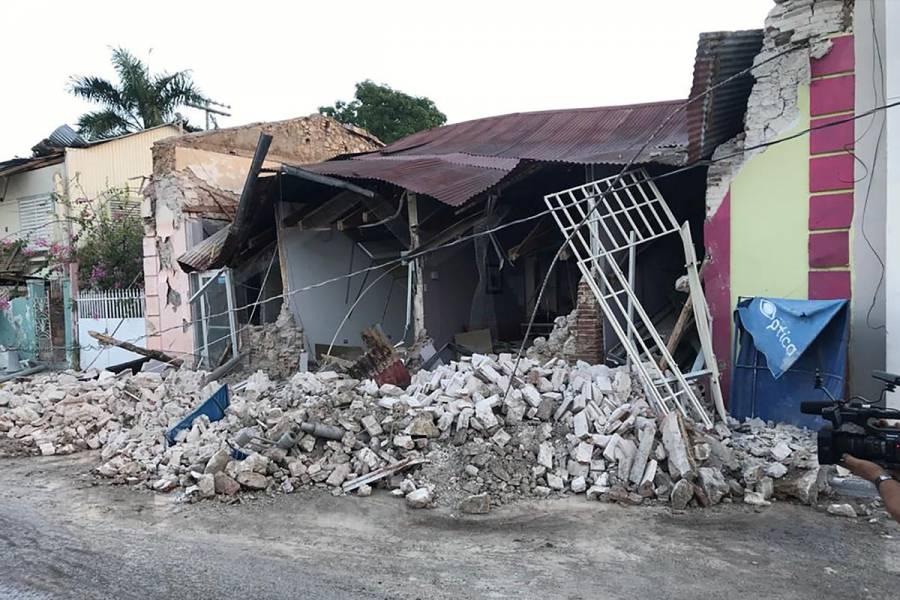 Declaran estado de emergencia en Puerto Rico tras terremoto