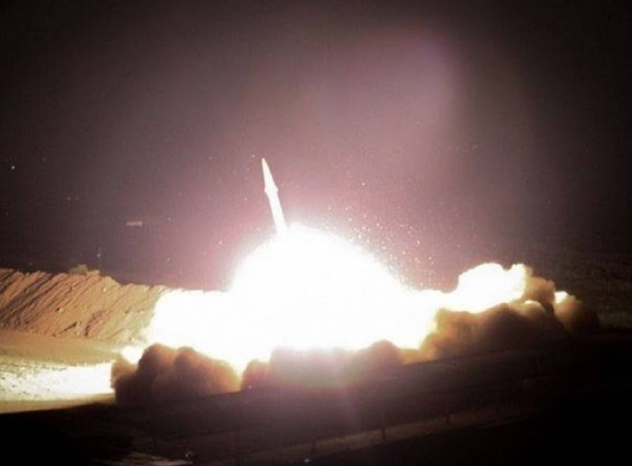 Irán confirma ataque a base de EU en Irak