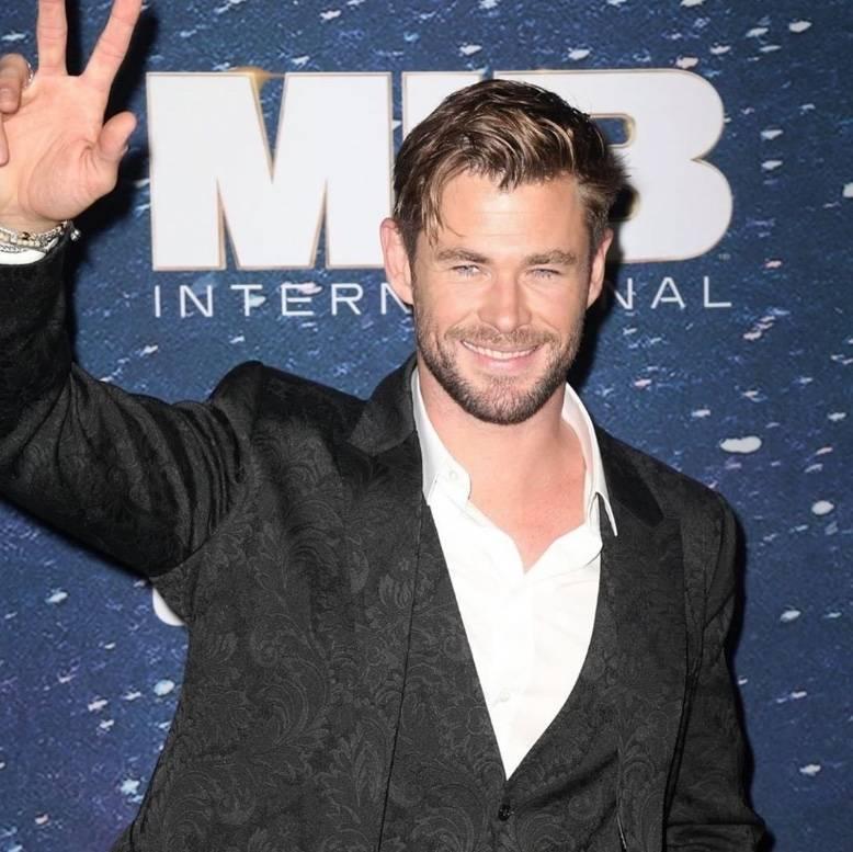 Chris Hemsworth anuncia donativo por incendios en Australia