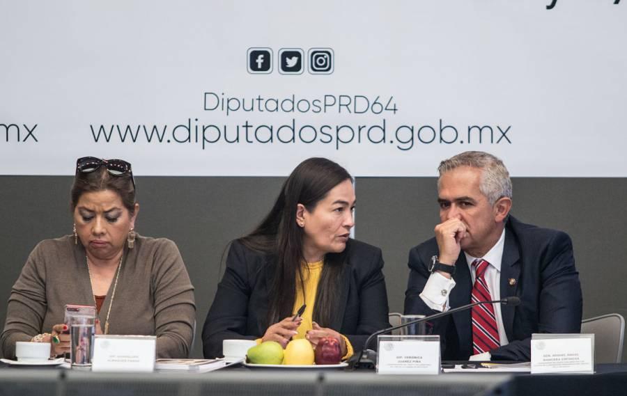 Urge GP PRD a frenar homicidios de infantes