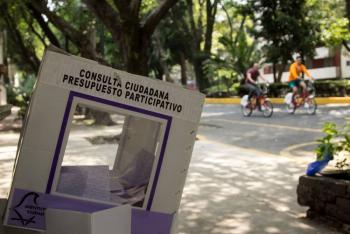 A medianoche, IECM abrirá sistema para presupuesto participativo