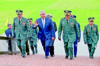 """Cárteles mexicanos son amenaza para Colombia"""