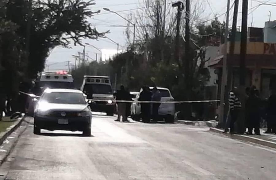 Atacan a policía ministerial en San Nicolás de los Garza, Nuevo León