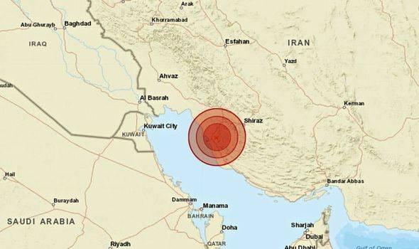 Se registran dos sismos en el suroeste de Irán