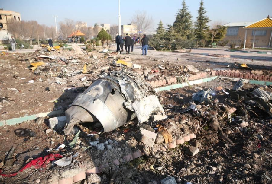 Rechaza Irán entregar a EU caja negra del avión accidentado
