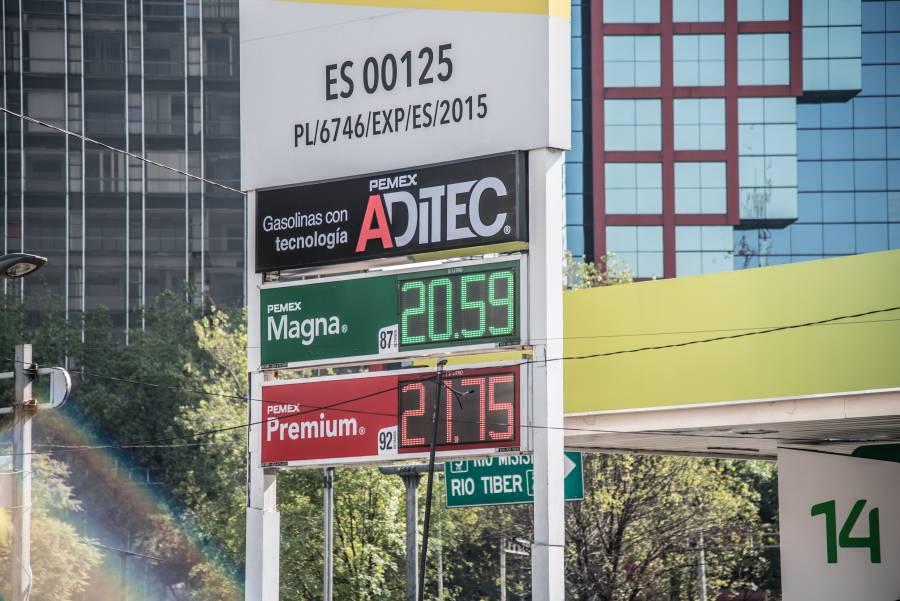 Insiste PAN en eliminar IEPS a gasolinas