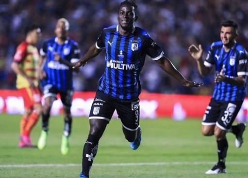 Ake Loba a un paso de firmar con Monterrey
